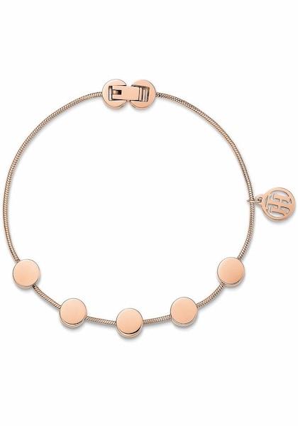 Armbaender für Frauen - TOMMY HILFIGER Armband 'Classic Signature, 2700981' rosegold  - Onlineshop ABOUT YOU