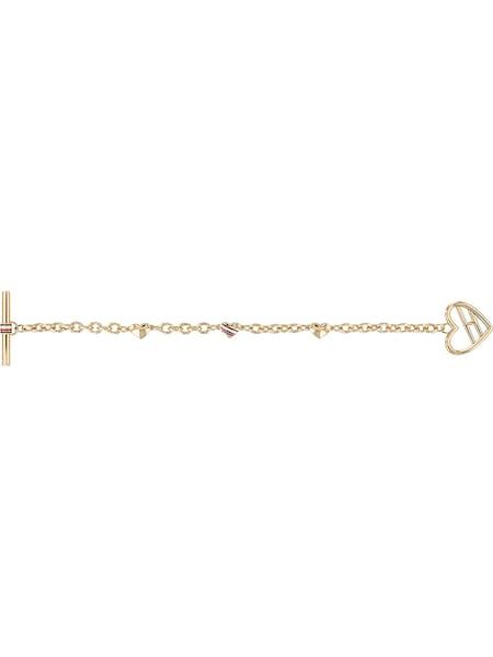 Armbaender für Frauen - TOMMY HILFIGER Armband 'Fine Core, 2780112' gold  - Onlineshop ABOUT YOU