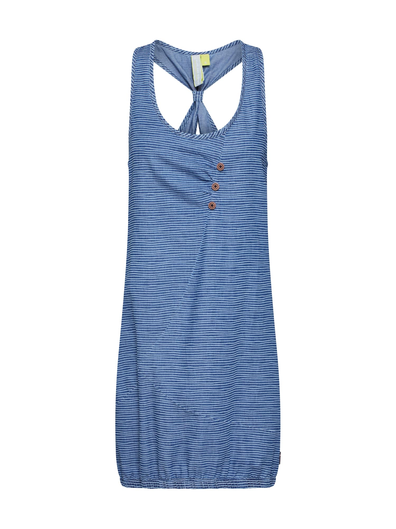 Alife and Kickin Vasarinė suknelė 'CAMERON A' mėlyna / balta