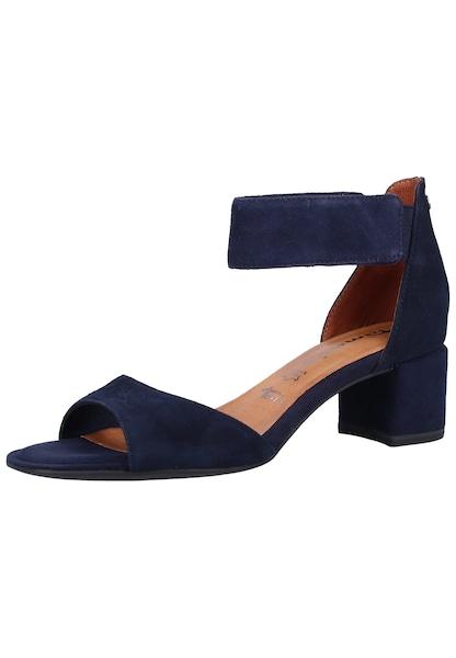 Sandalen für Frauen - TAMARIS Sandalen navy  - Onlineshop ABOUT YOU