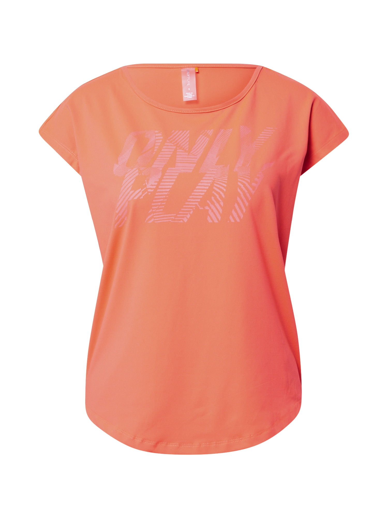 ONLY PLAY Sportiniai marškinėliai koralų splava / rožinė