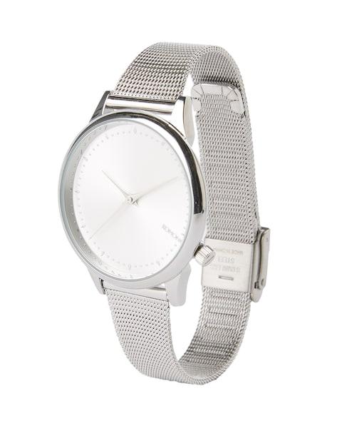 Uhren für Frauen - Komono Armbanduhr 'Estelle Royale' silber  - Onlineshop ABOUT YOU