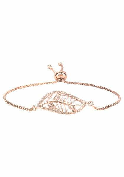 Armbaender für Frauen - J. Jayz Armband rosegold  - Onlineshop ABOUT YOU