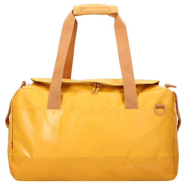 Reisegepaeck für Frauen - VAUDE Reisetasche 'Desna 30' goldgelb  - Onlineshop ABOUT YOU