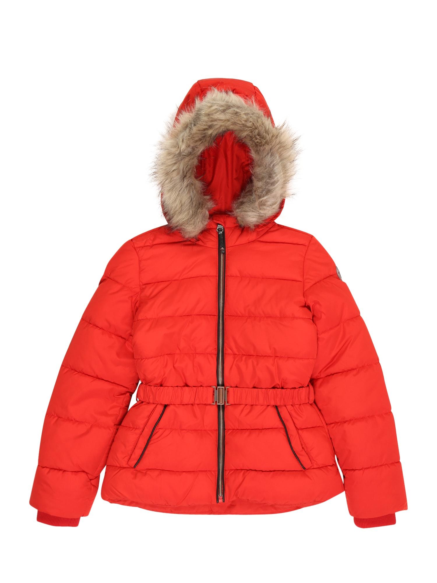 GARCIA Žieminė striukė raudona
