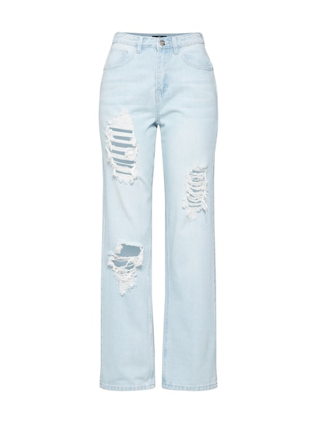 Hosen - Jeans › Missguided › hellblau  - Onlineshop ABOUT YOU