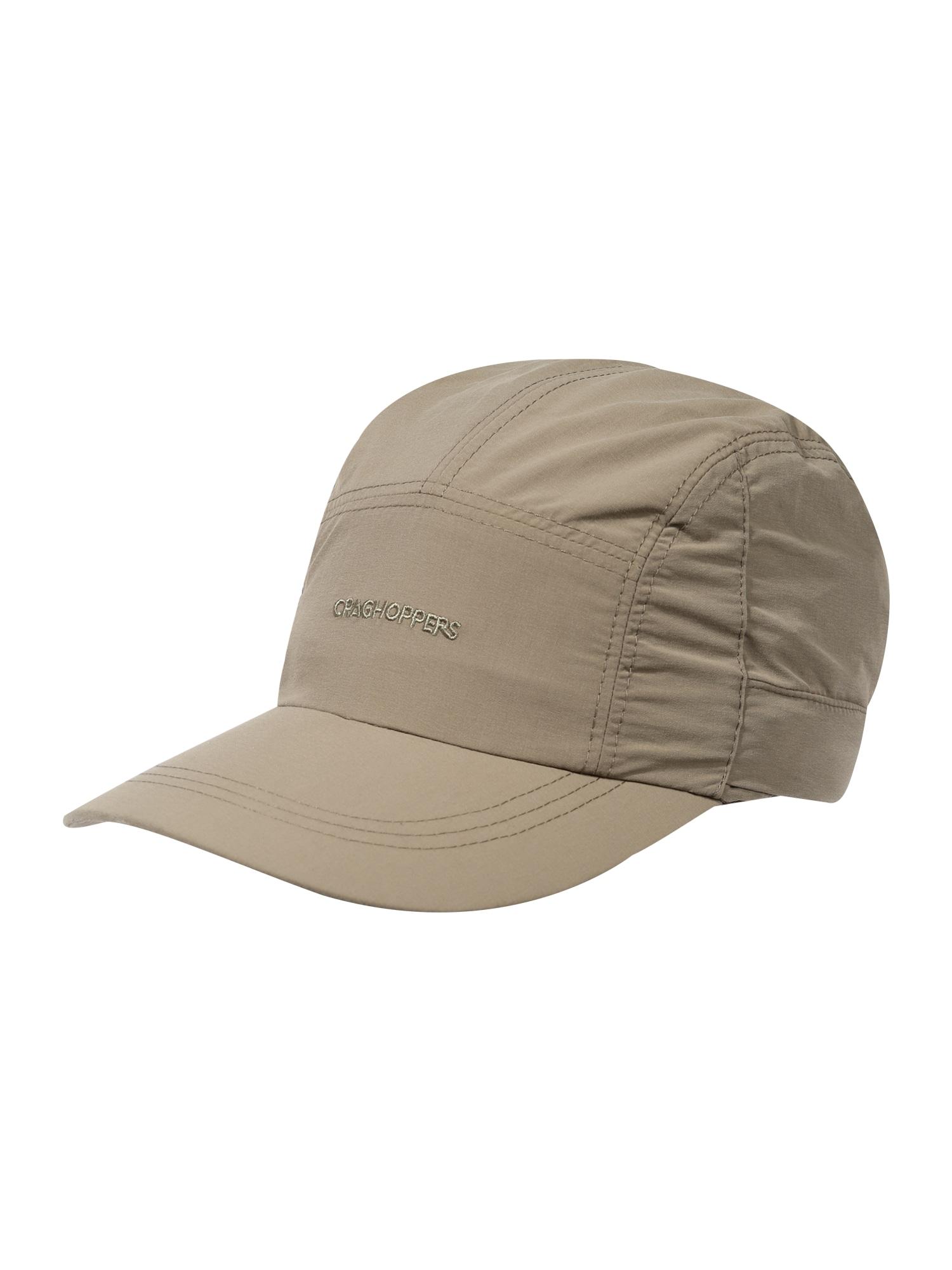 CRAGHOPPERS Sportinė kepurė smėlio