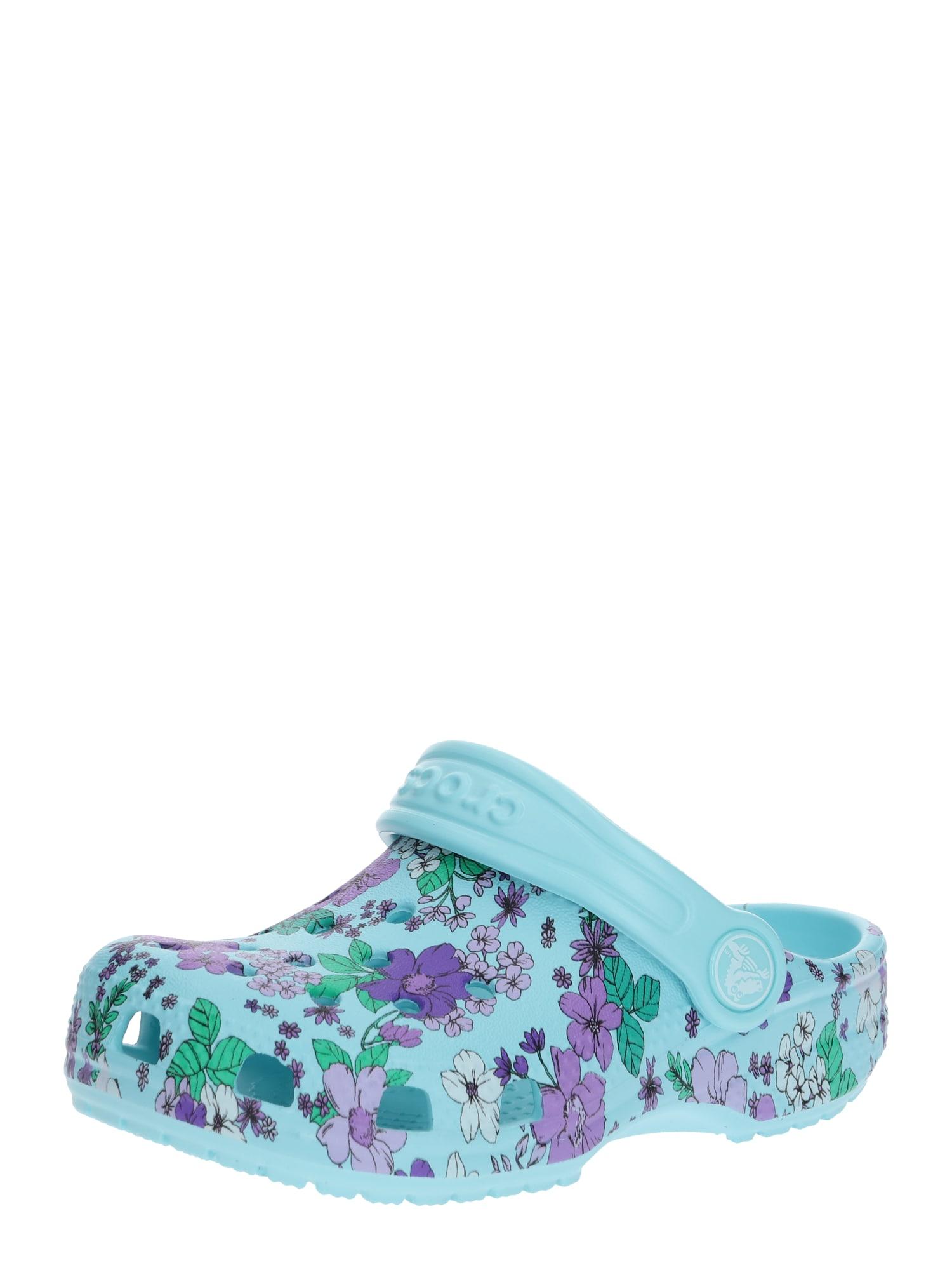 Crocs Atviri batai turkio spalva