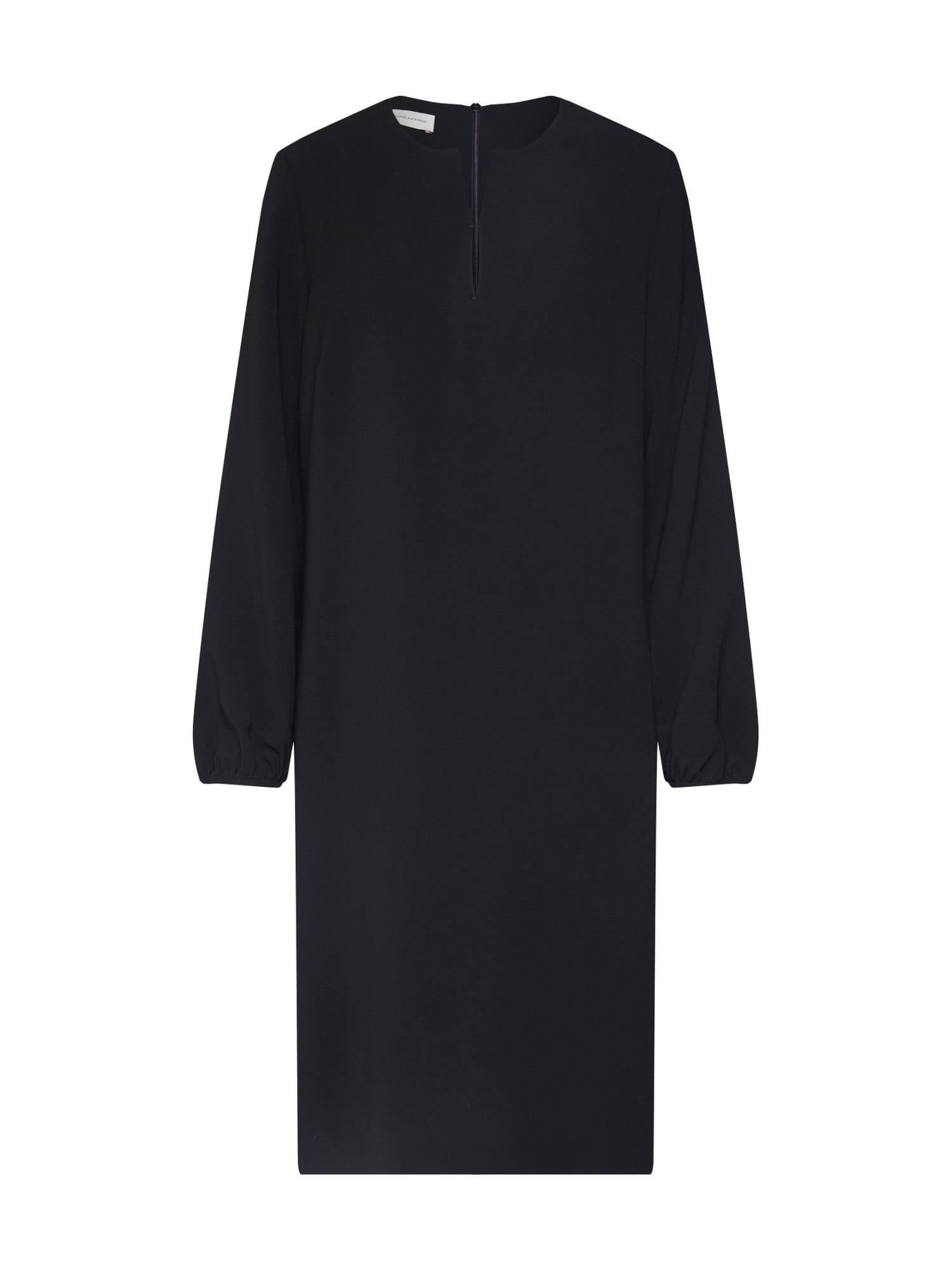 RENÉ LEZARD Kokteilinė suknelė juoda