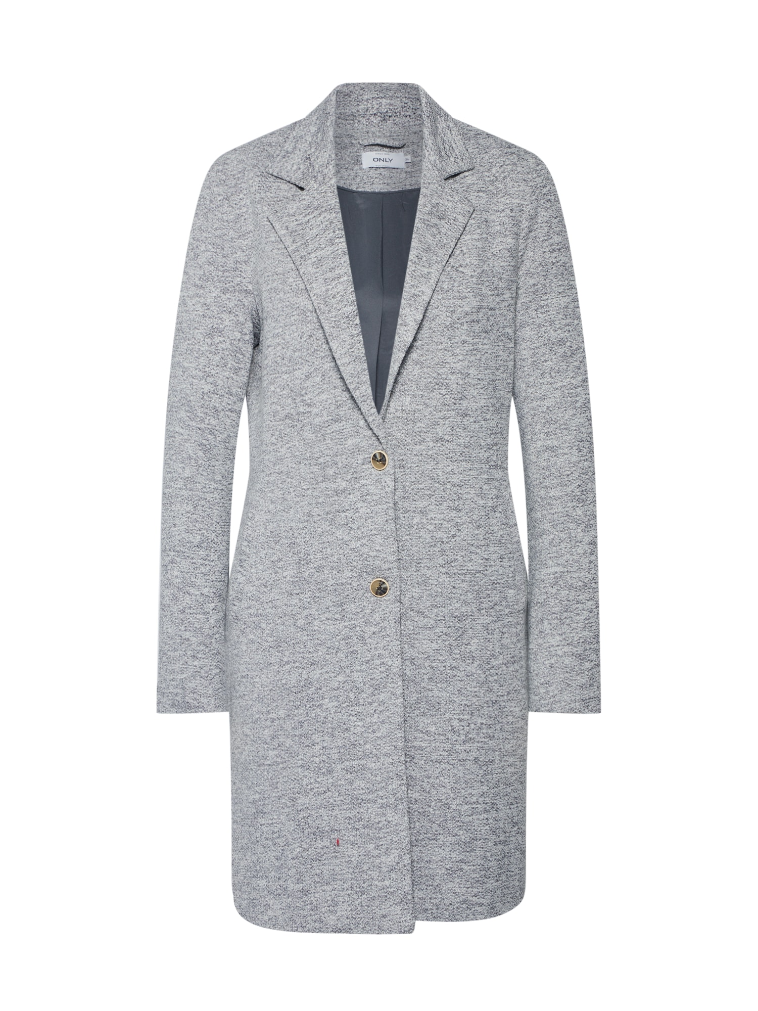 ONLY Rudeninis-žieminis paltas 'Carrie Mel Otw' margai pilka
