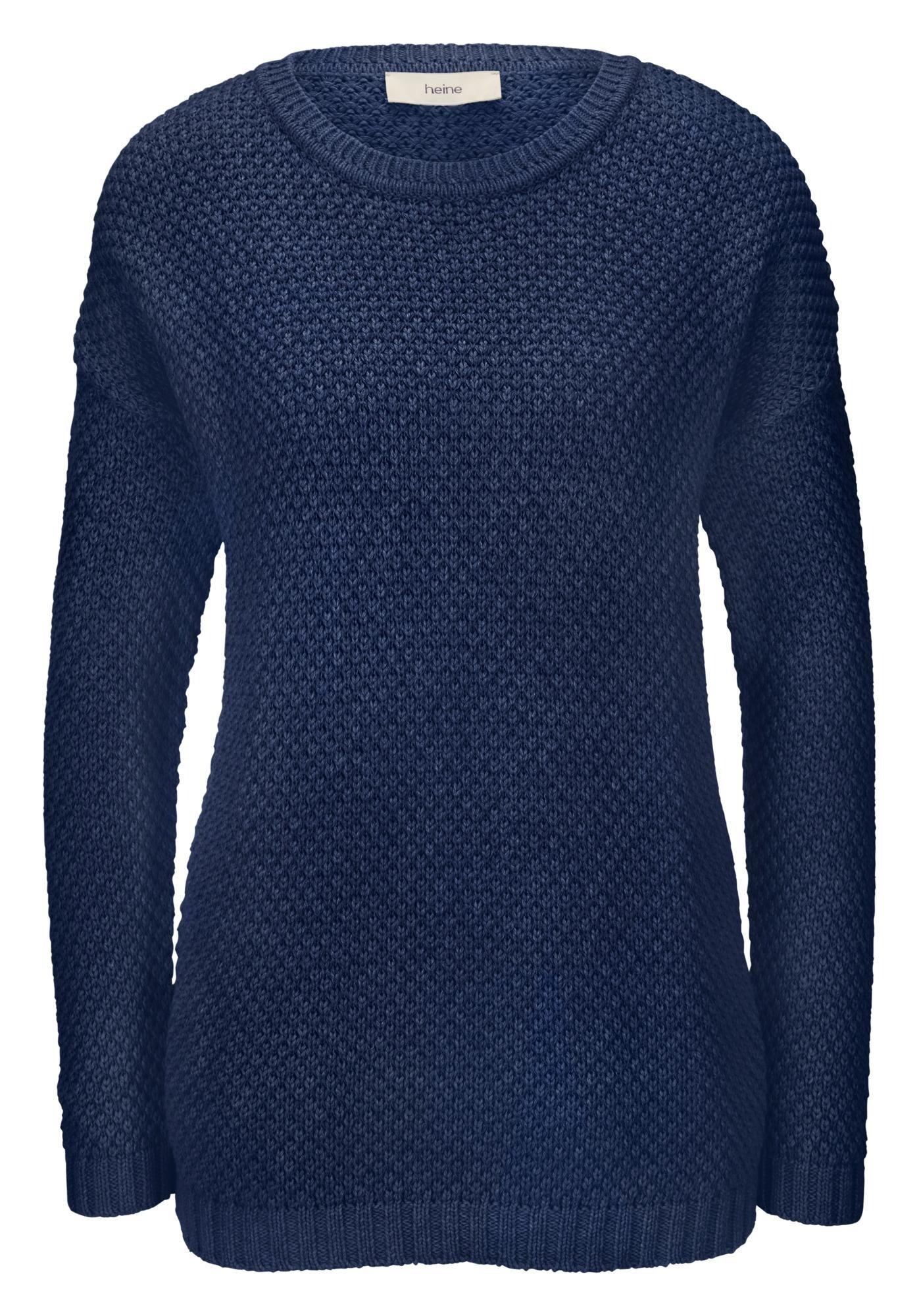 heine Megztinis tamsiai mėlyna