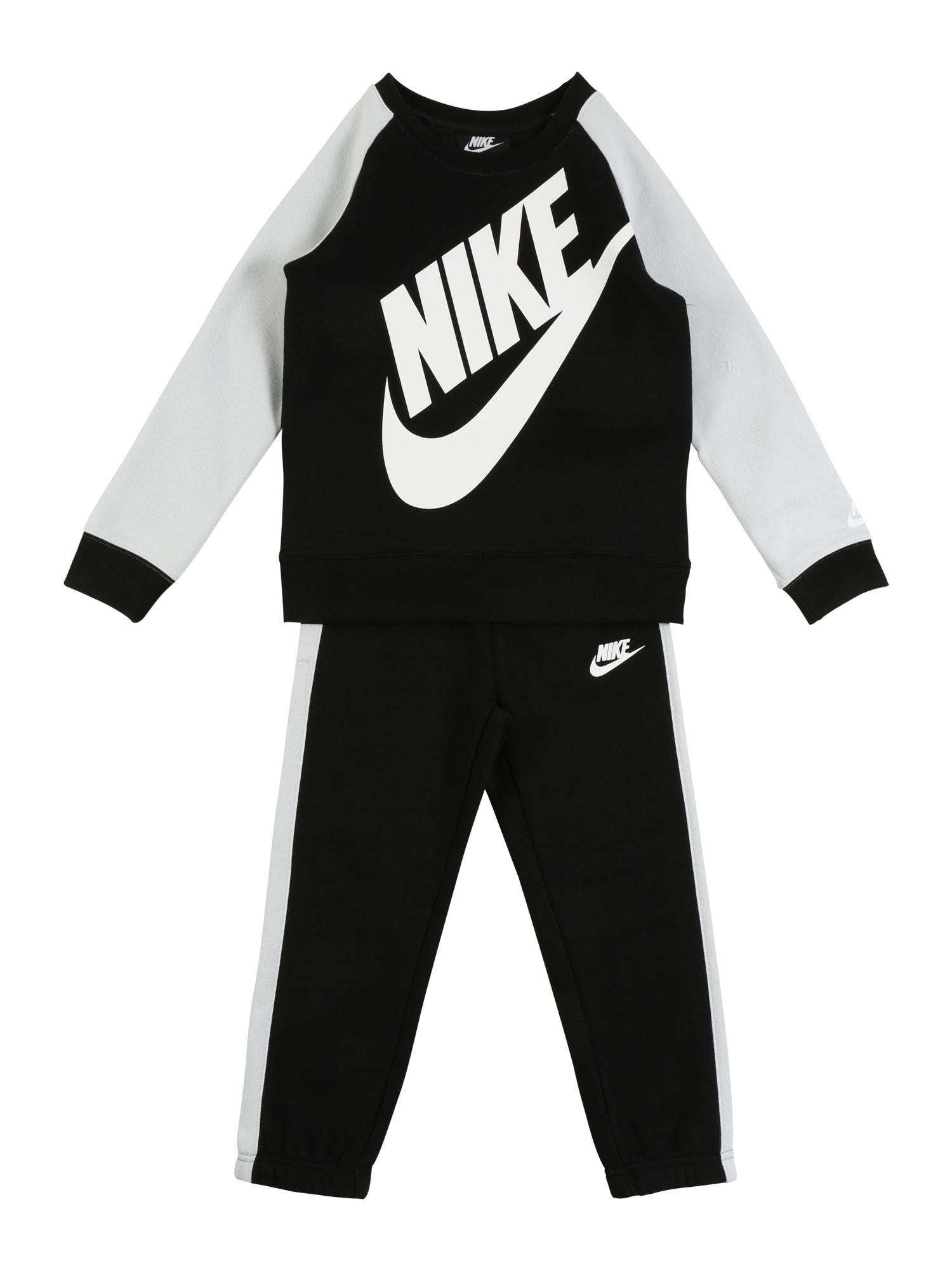 Nike Sportswear Laisvalaikio kostiumas juoda