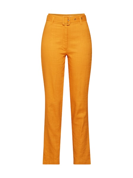 Hosen für Frauen - Missguided Hose 'CIGARETTE' orange  - Onlineshop ABOUT YOU