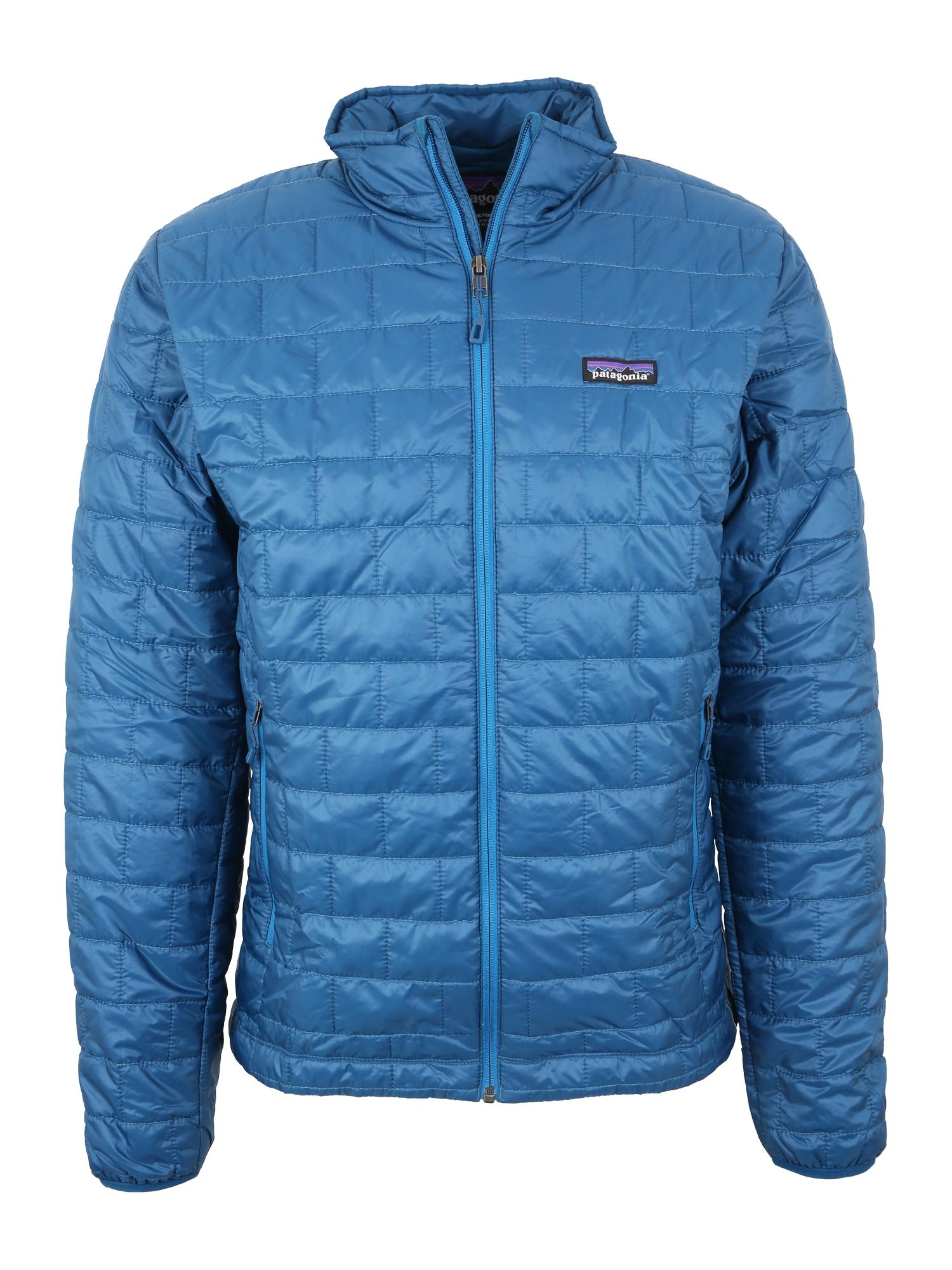 Outdoorová bunda nebeská modř PATAGONIA