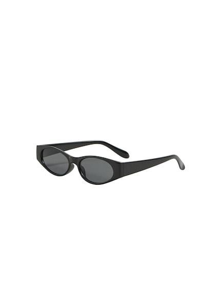 Sonnenbrillen für Frauen - MANGO Sonnenbrille 'Max' schwarz  - Onlineshop ABOUT YOU