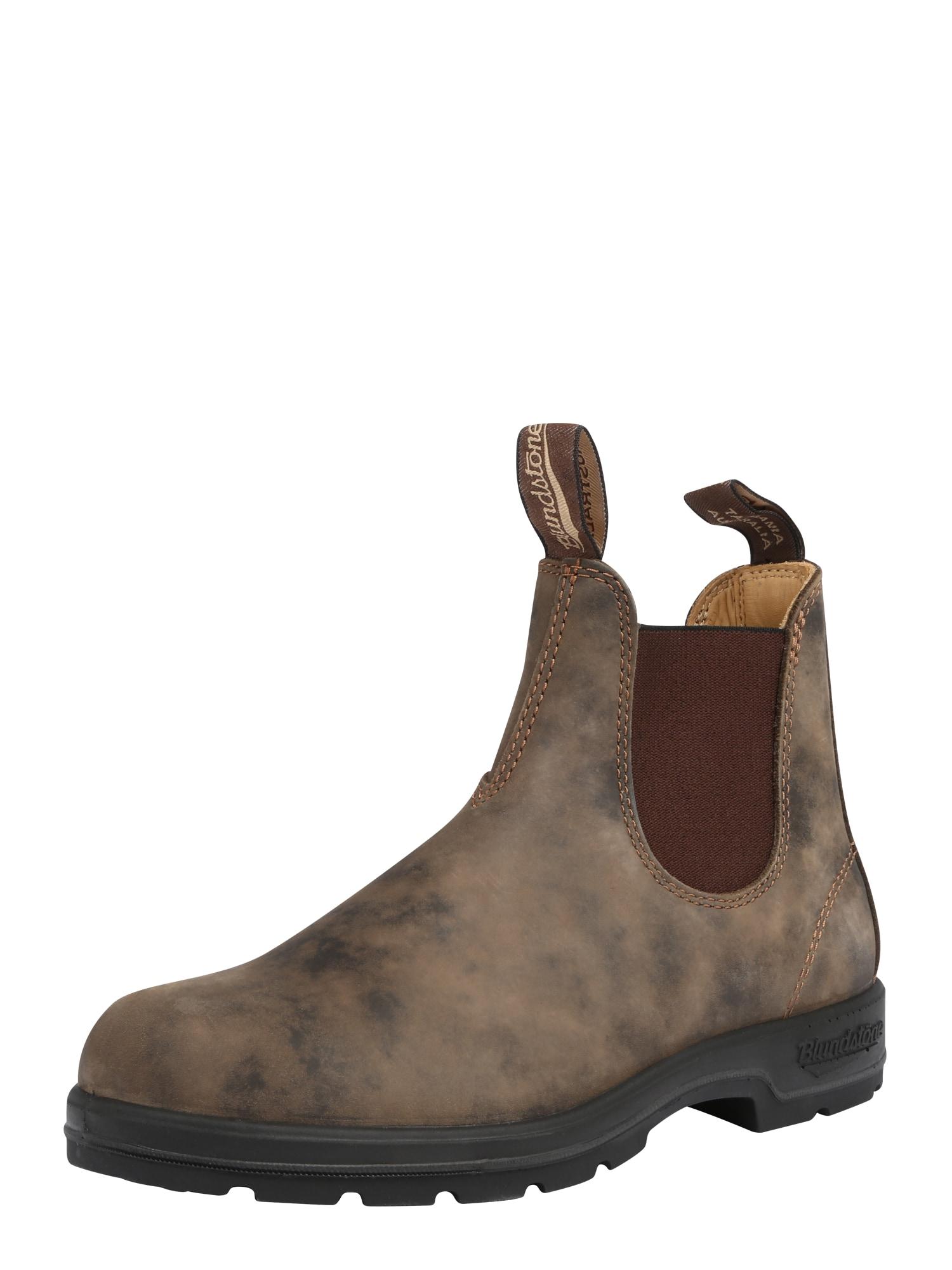 "Blundstone ""Chelsea"" batai tamsiai ruda"