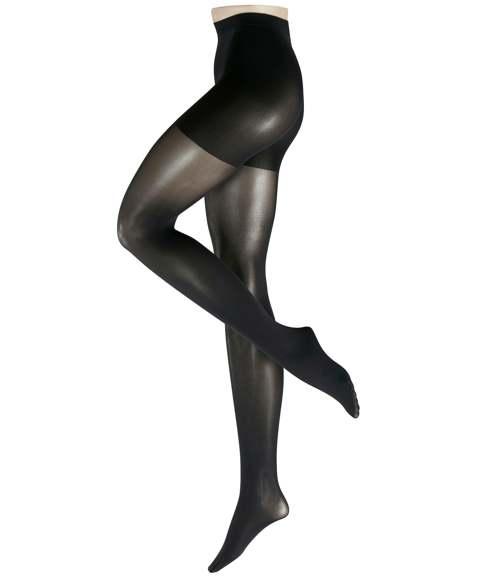 FALKE Pėdkelnės 'Shaping Panty 50 DEN' juoda