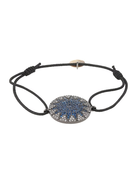 Armbaender für Frauen - Lua Accessories Damen Schmuck 'Power Armband' schwarz  - Onlineshop ABOUT YOU