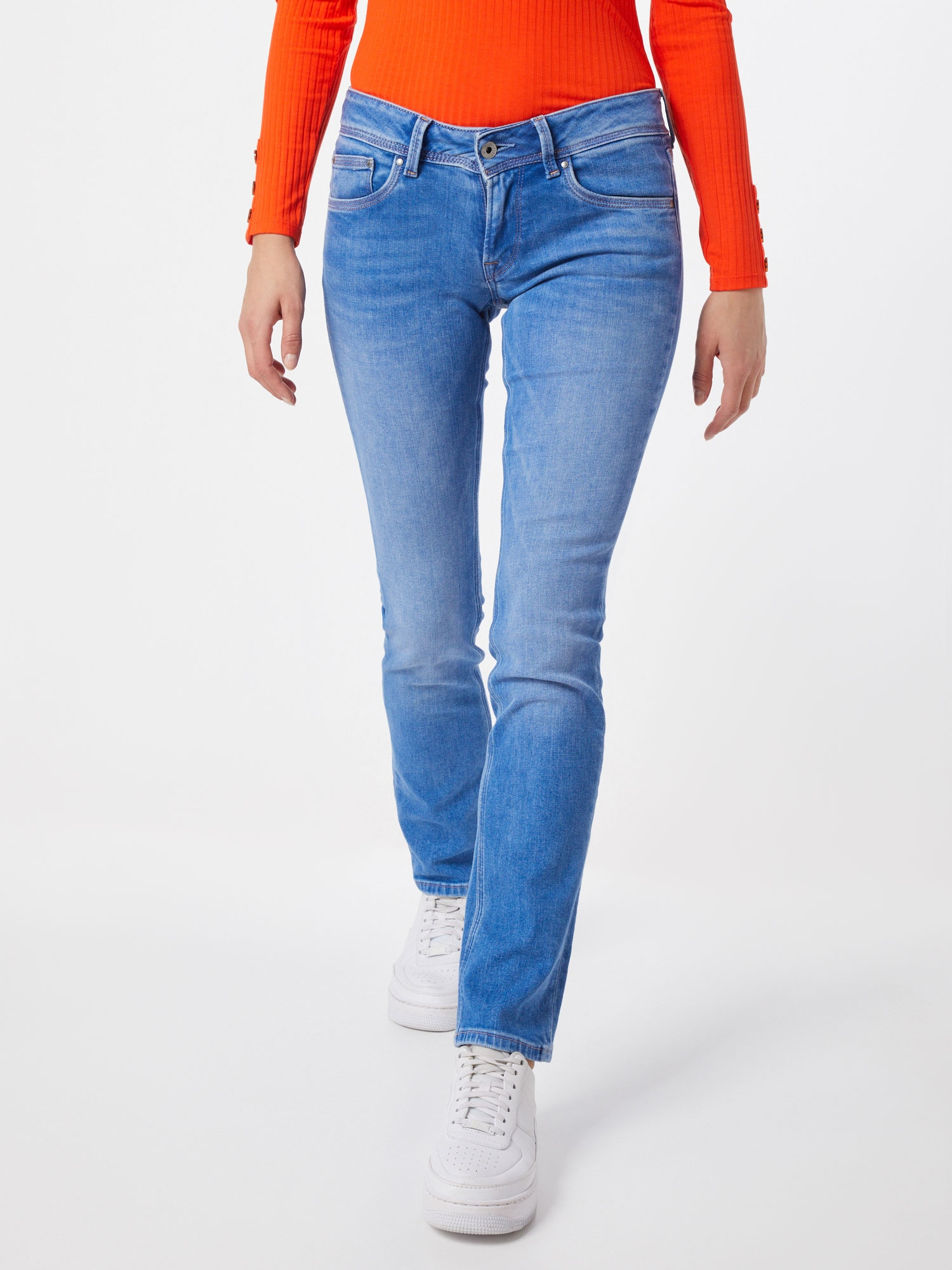 Pepe Jeans Jeans 'Saturn'  blå denim