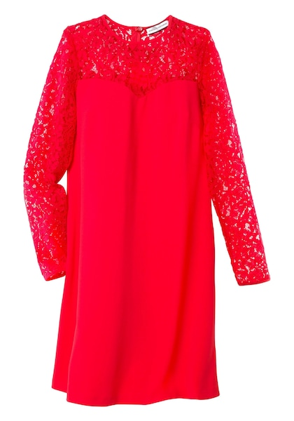 Festtagsmode - Kleid › Guido Maria Kretschmer › rot  - Onlineshop ABOUT YOU