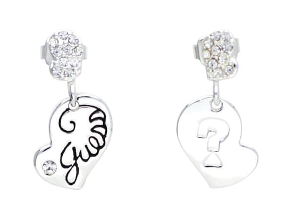 Ohrringe für Frauen - GUESS Ohrringe 'UBE31007' silber  - Onlineshop ABOUT YOU