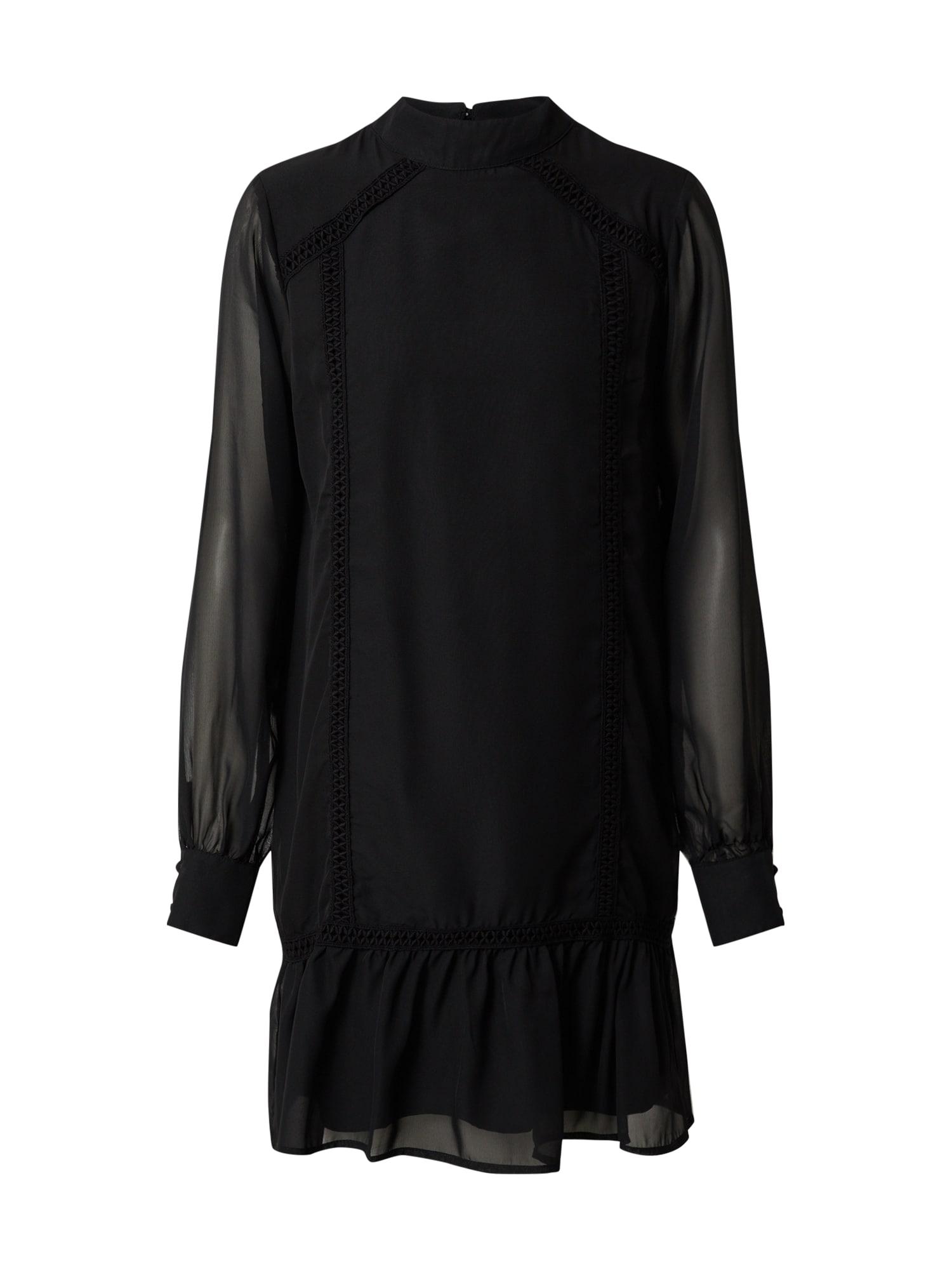 NA-KD Vasarinė suknelė juoda