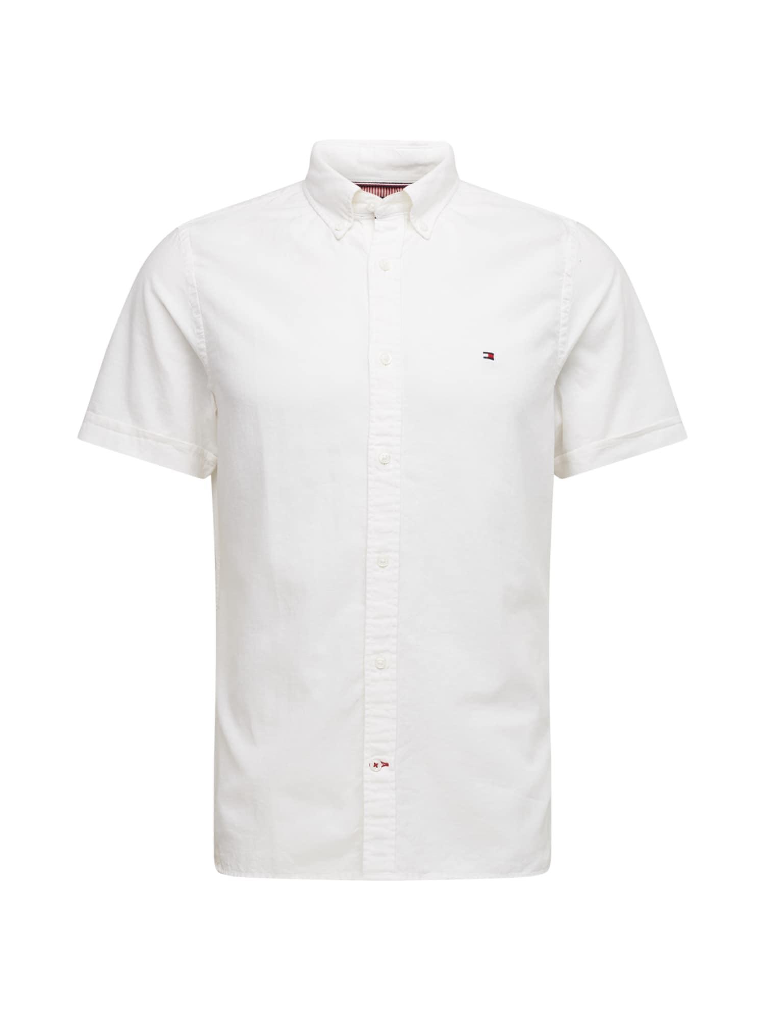 TOMMY HILFIGER Košile  bílá