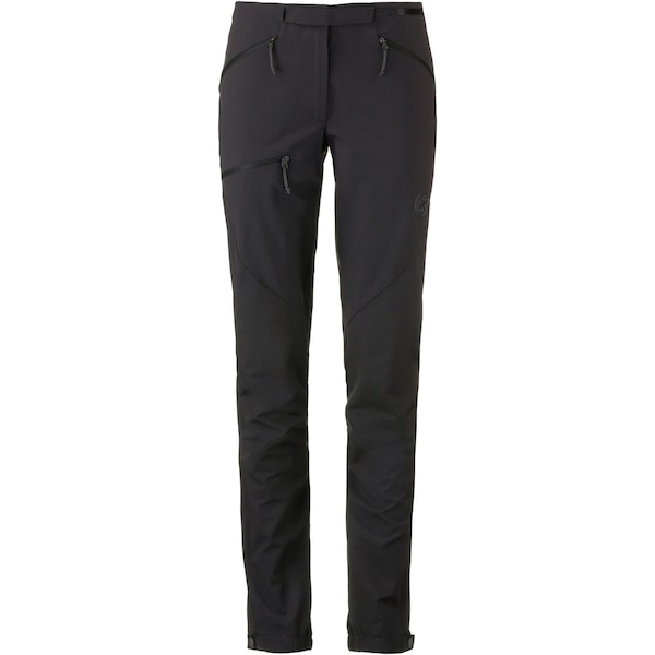 Hosen für Frauen - Softshellhose 'Courmayeur' › mammut › schwarz  - Onlineshop ABOUT YOU