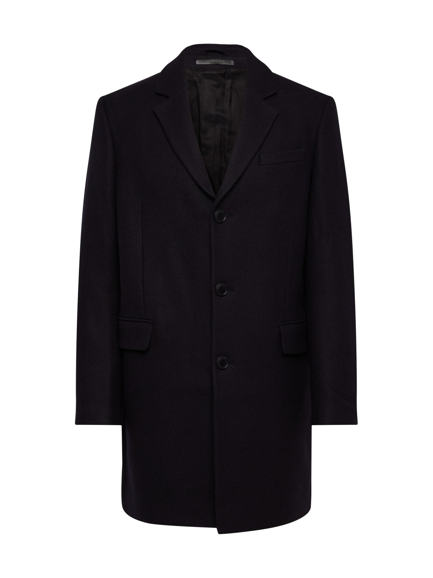 DRYKORN Rudeninis-žieminis paltas 'BLACOT' tamsiai mėlyna