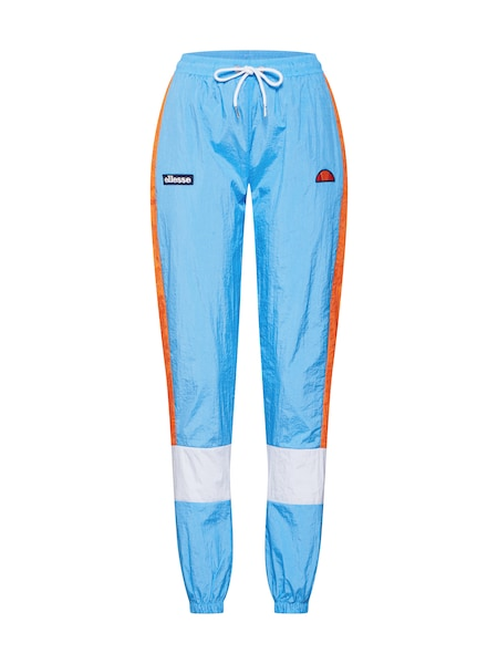 Hosen für Frauen - ELLESSE Hose 'DETTA' blau orange weiß  - Onlineshop ABOUT YOU