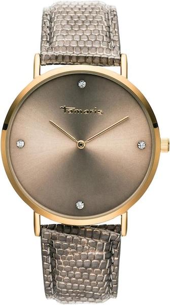 Uhren - Uhr › tamaris › gold greige  - Onlineshop ABOUT YOU