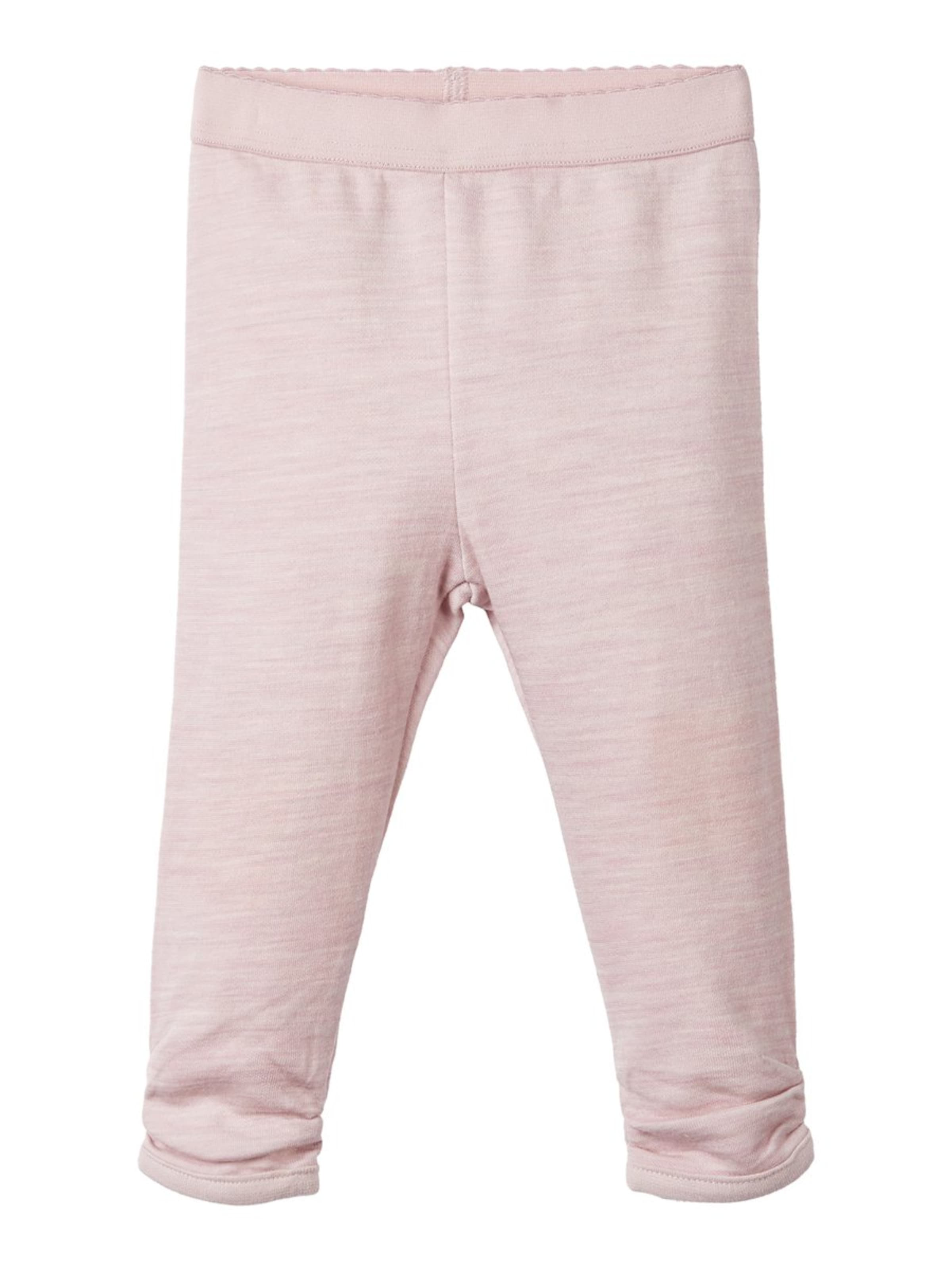 Kinder,  Mädchen,  Kinder NAME IT Leggings khaki, rosa | 05713755739303