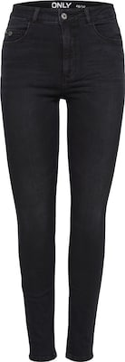 ONLY High Waist Skinny Jeans 'ONLPiper Milena'