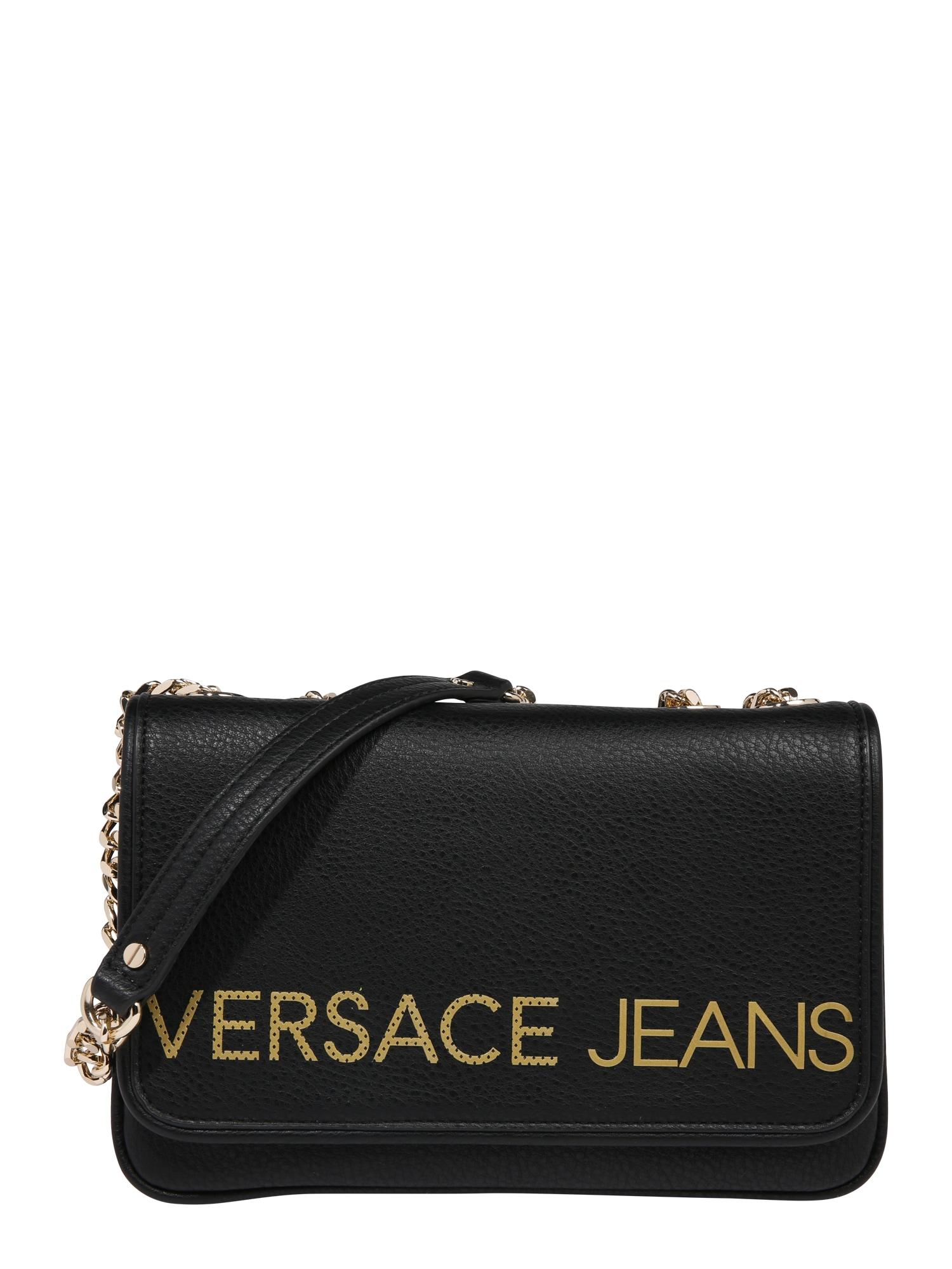 Kabelka černá Versace Jeans