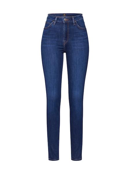 Hosen - Damen Jeans 'IVY' › Lee › blau  - Onlineshop ABOUT YOU