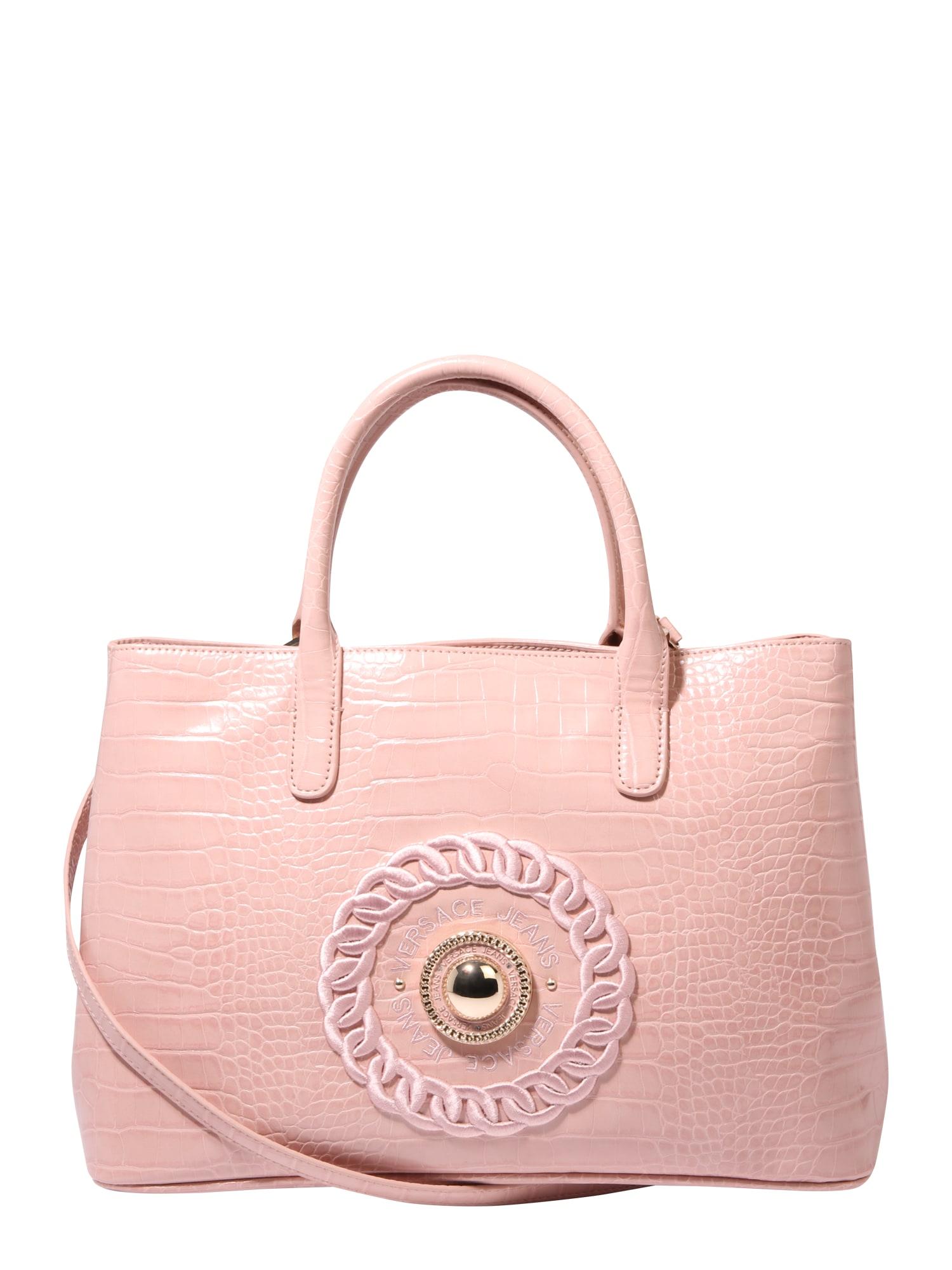 Taška přes rameno VTBBR1 růžová Versace Jeans