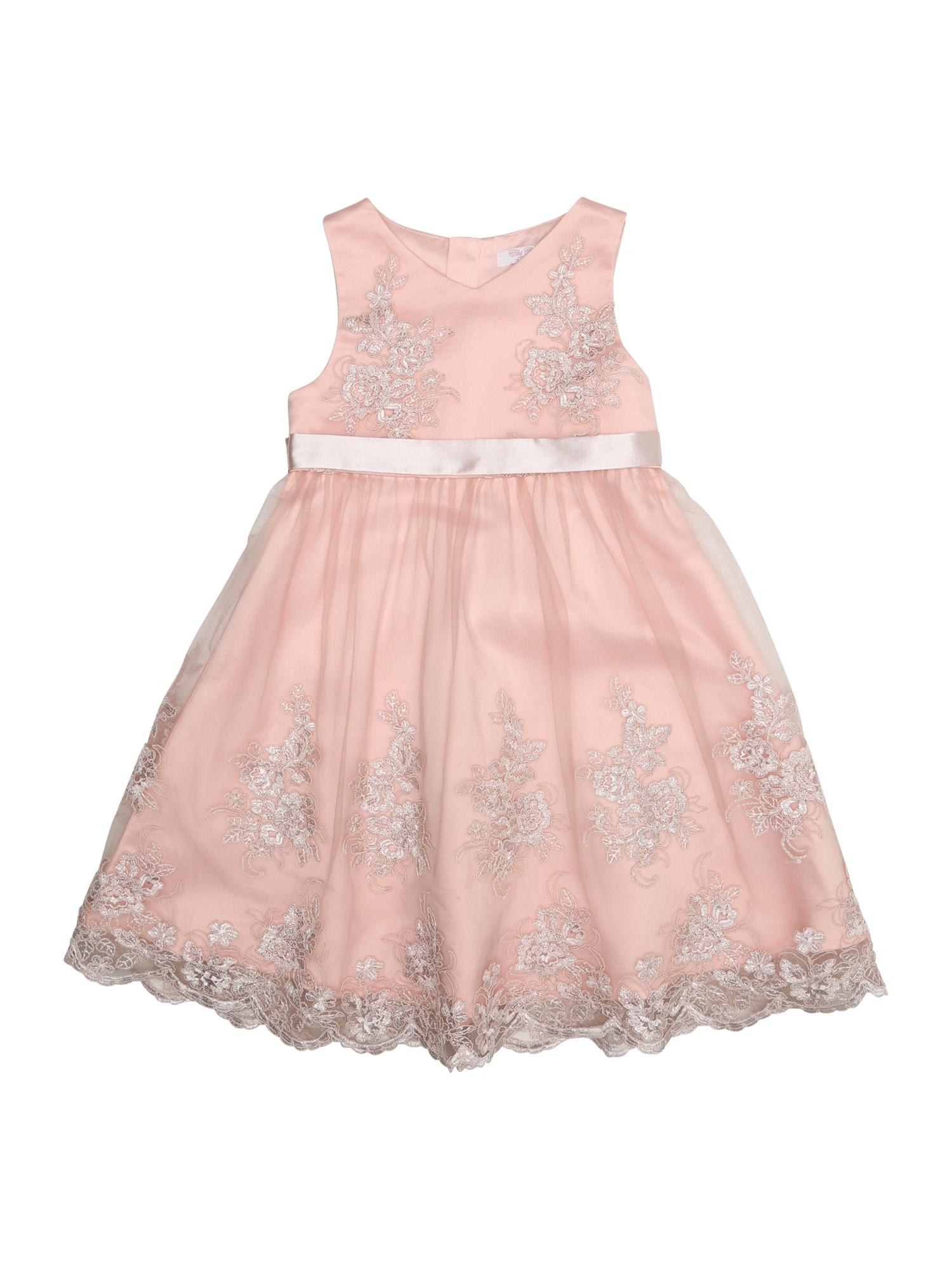 Šaty Lillie růžová Chi Chi Girls