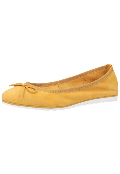 Ballerinas - Ballerinas › marco tozzi › goldgelb  - Onlineshop ABOUT YOU