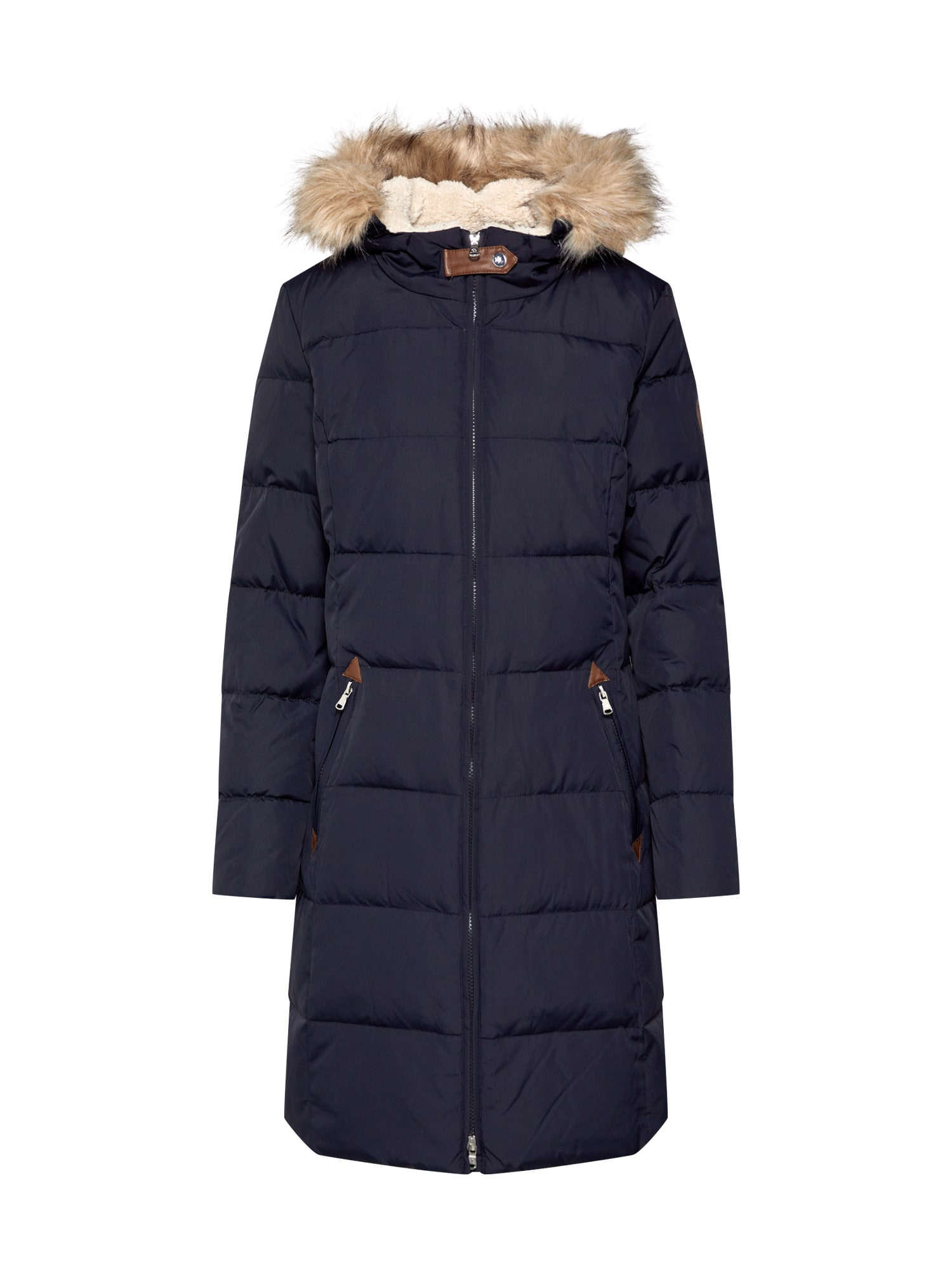 Lauren Ralph Lauren Zimní kabát  námořnická modř