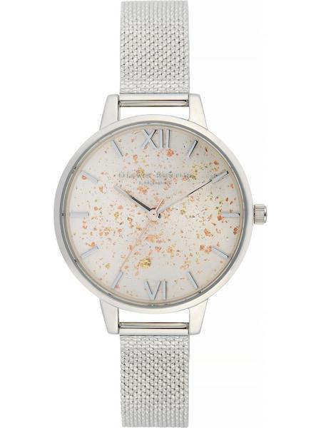 Uhren für Frauen - Uhr 'Celestial' › Olivia Burton › silber  - Onlineshop ABOUT YOU