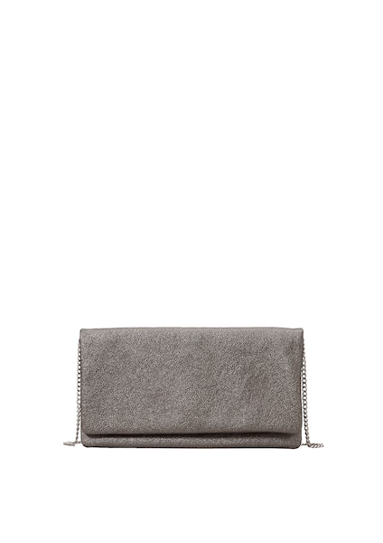 Clutches für Frauen - S.Oliver RED LABEL Clutch silbergrau  - Onlineshop ABOUT YOU