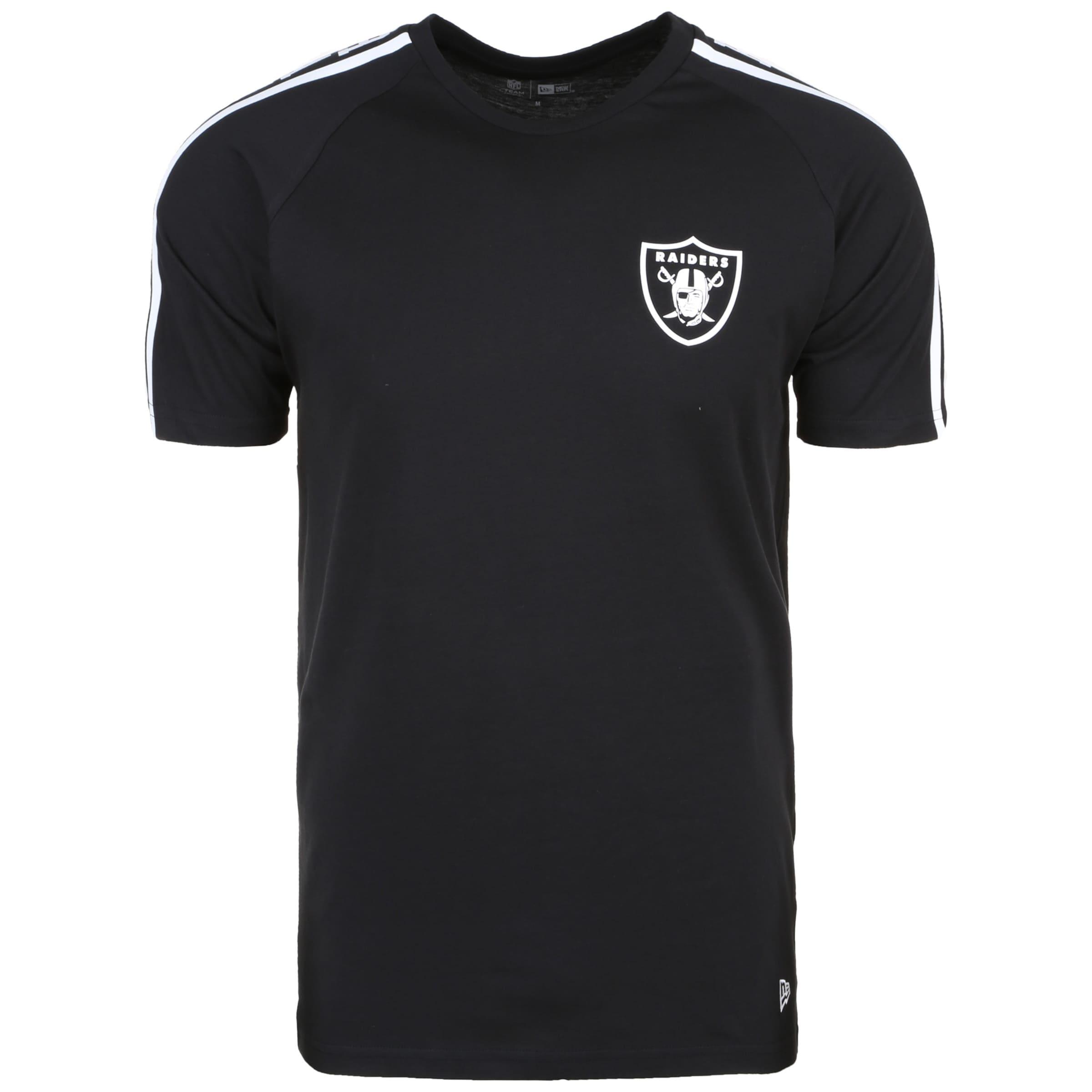 Herren new era T-Shirt grau,  weiß, schwarz,  weiß | 00193648035364