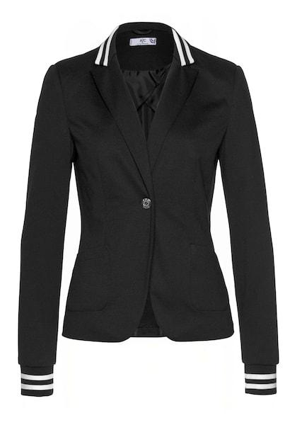 Jacken für Frauen - AJC Kurzblazer schwarz  - Onlineshop ABOUT YOU