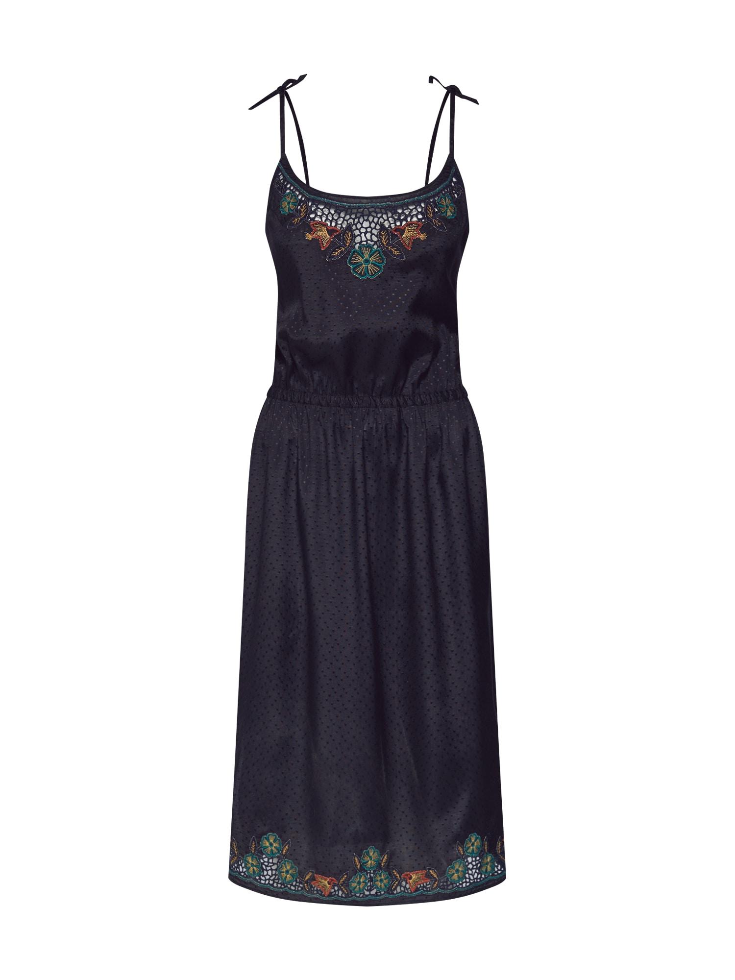 sessun Letné šaty  tmavomodrá