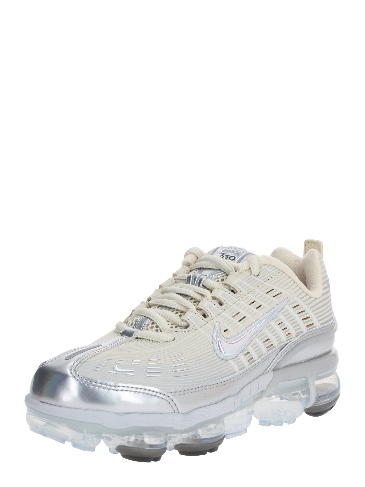 Nike Sportswear Sportbačiai be auliuko 'Nike Air Vapormax 360' sidabras / smėlio