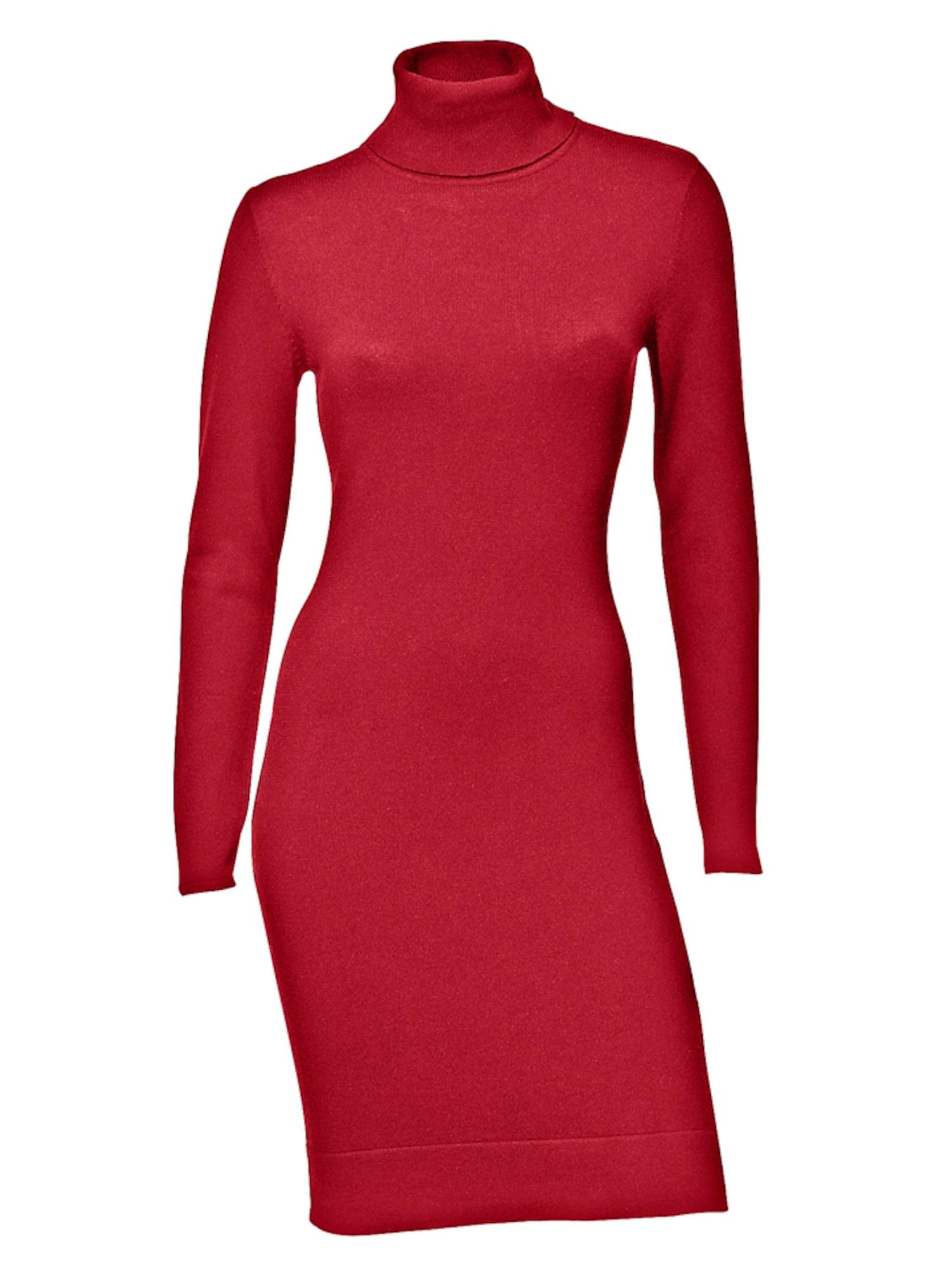 heine Megzta suknelė raudona