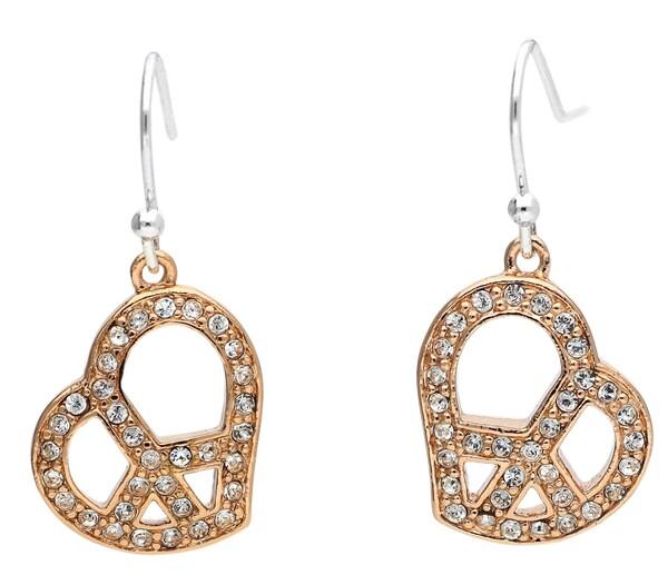 Ohrringe für Frauen - GUESS Ohrringe rosegold  - Onlineshop ABOUT YOU