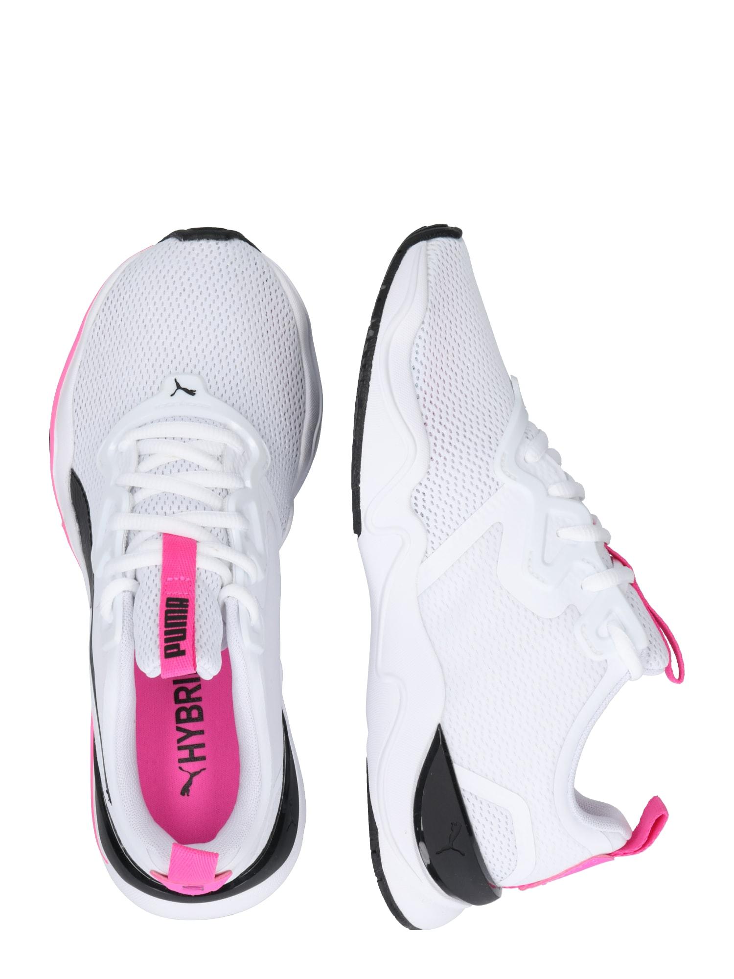 PUMA Sportsko  rosa / vit / svart
