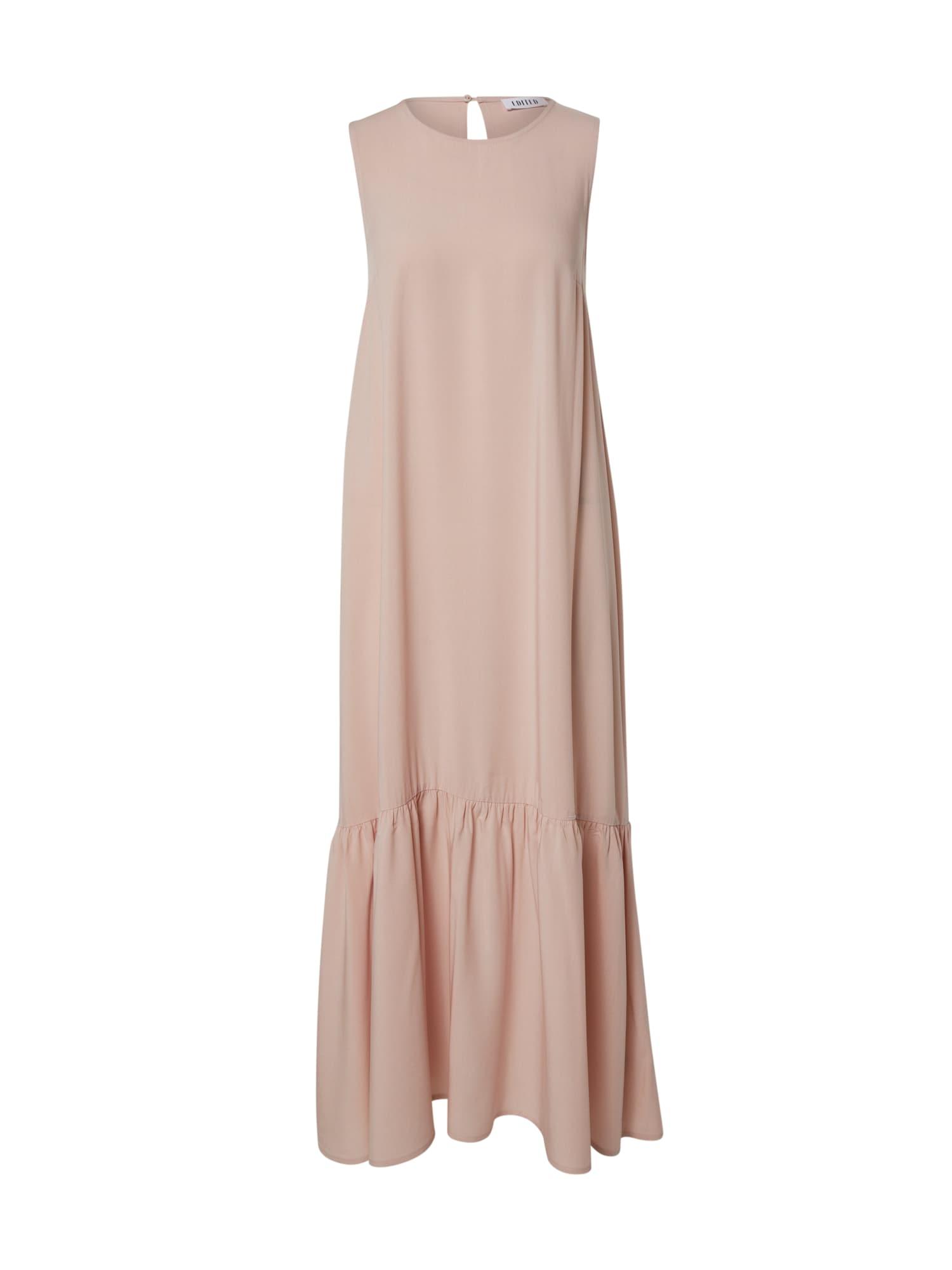 EDITED Vasarinė suknelė 'Jayla ' rožių spalva / rožinė