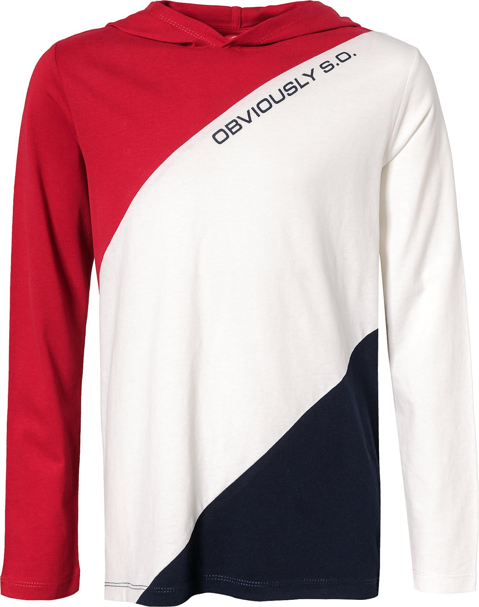 Jungen,  Kinder,  Kinder S.Oliver Shirt blau,  rot,  weiß, elfenbein,  grau, schwarz | 04057318387374